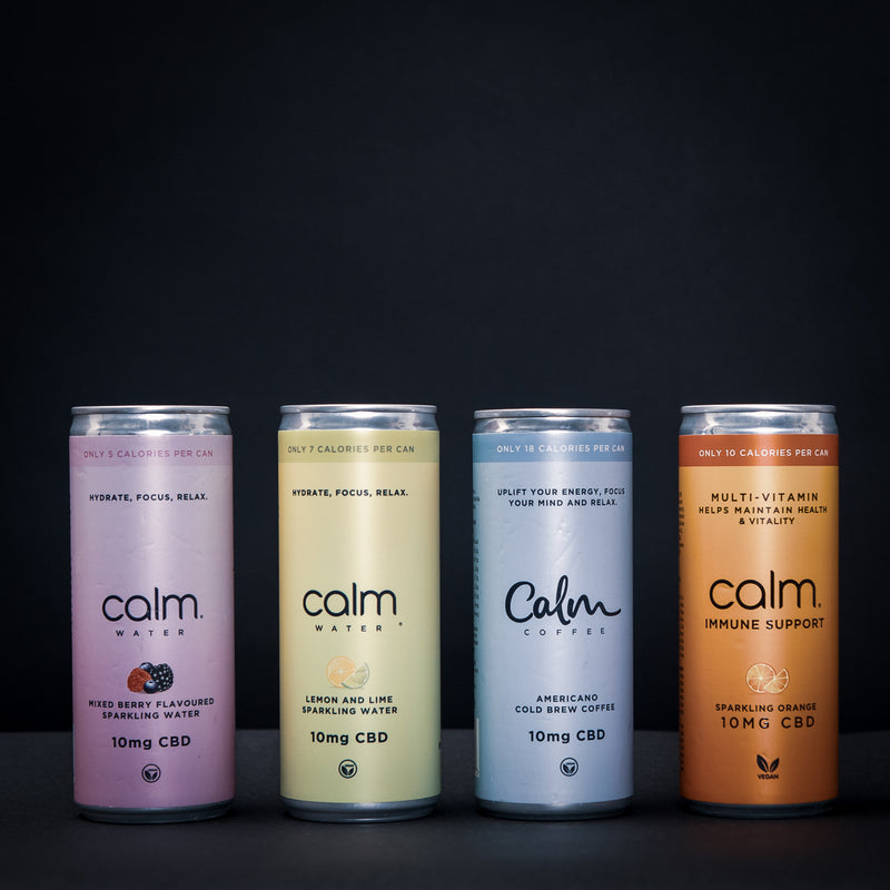Calm <br> CBD Drinks - Otherside