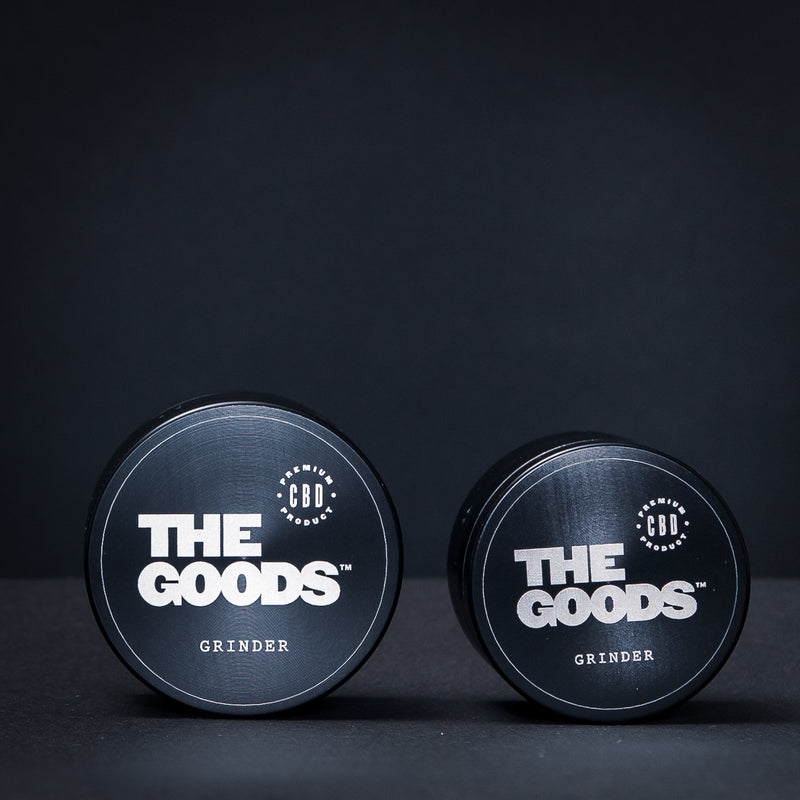 The Goods <br> Herb Grinder - Otherside