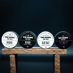 The Goods - <br> CBD Wax - Otherside