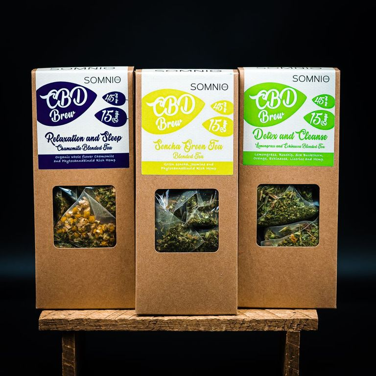 Somnio CBD Tea - Otherside