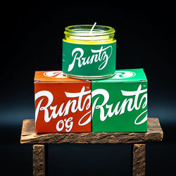 Runtz <br> Soy Aromatherapy Candle - Otherside