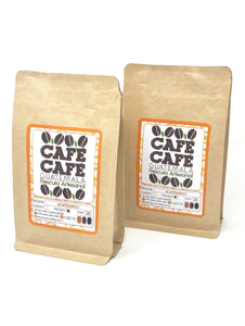 Six Pack of 141 gr. Roasted Coffee