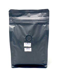 "Black Bag ""Antigua"" 340gr. Roasted Coffee CAFÉ CAFÉ"