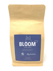 "Regular Bag ""BLOOM "" 300 gr. Roasted Coffee ft. DINÁMICA"