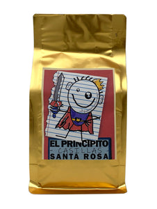 "Regular FRONT Bag ""El Principito"" 360 gr. Roasted Coffee"
