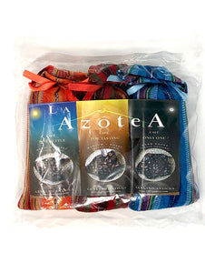 2.5 Oz. 3 Pack Roasted Coffee Gift Typical Bag Finca La Azotea