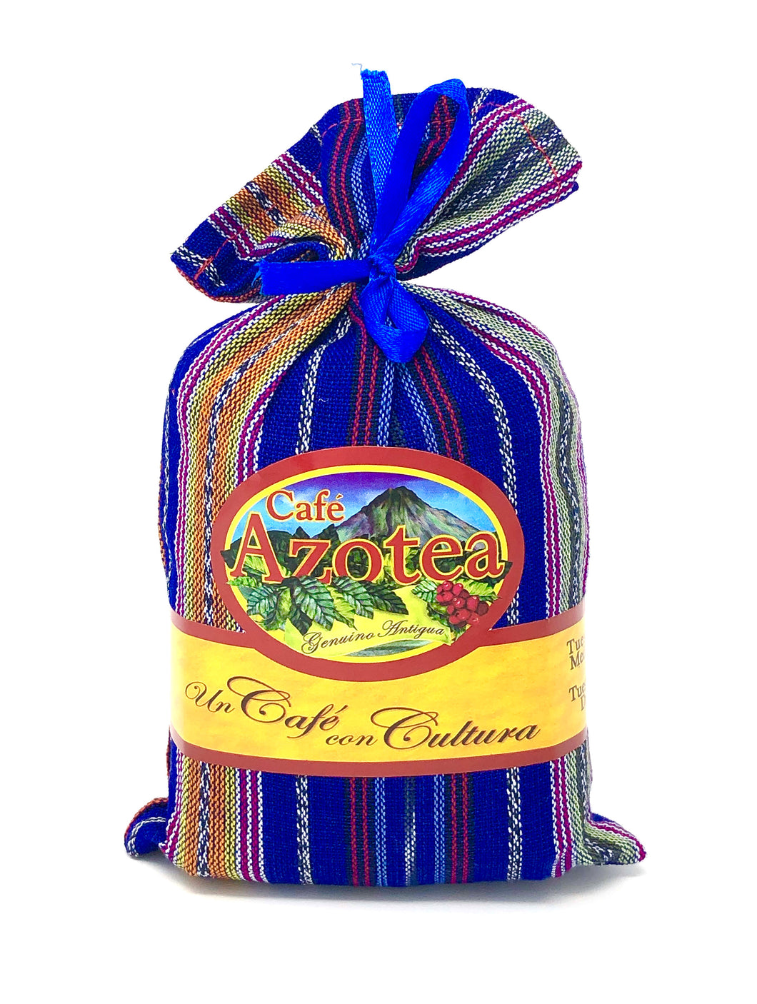 11.5 Oz. Roasted Coffee Gift Guatemalan Typical Bag Finca La Azotea