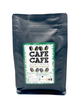 "Load image into Gallery viewer, Black Bag ""HUEHUE"" 340gr. Roasted Coffee CAFÉ CAFÉ"