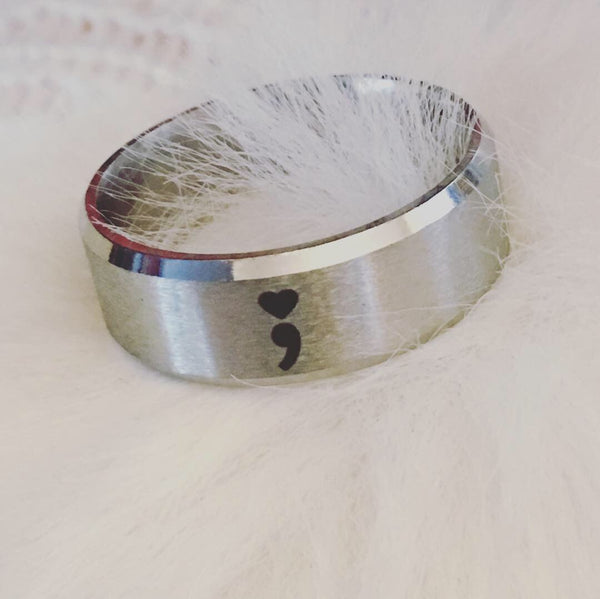 Suicide Awareness Ring