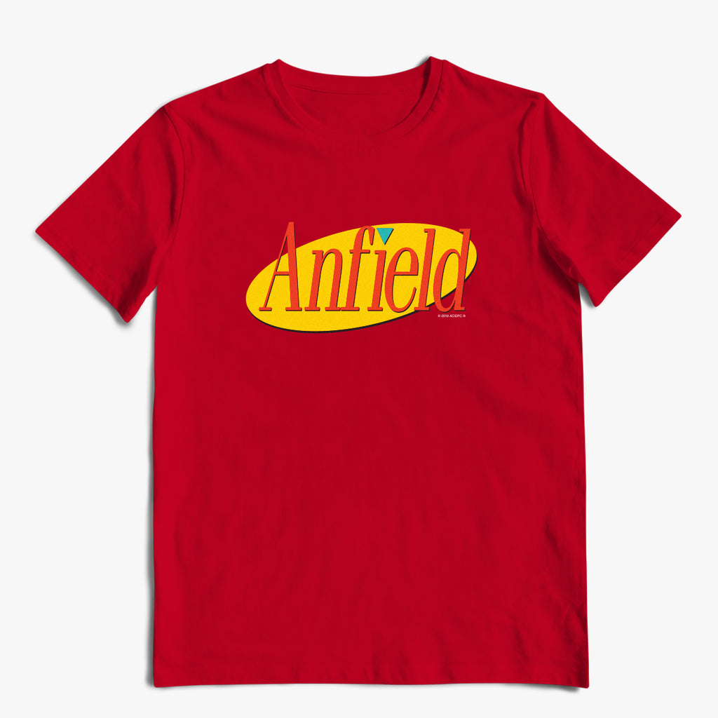 Anfield Red Tee