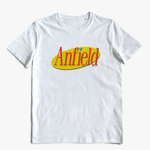 Anfield White Tee
