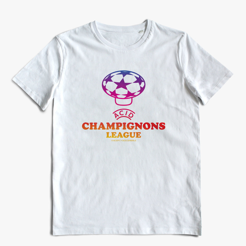 Champignons League Fade Tee