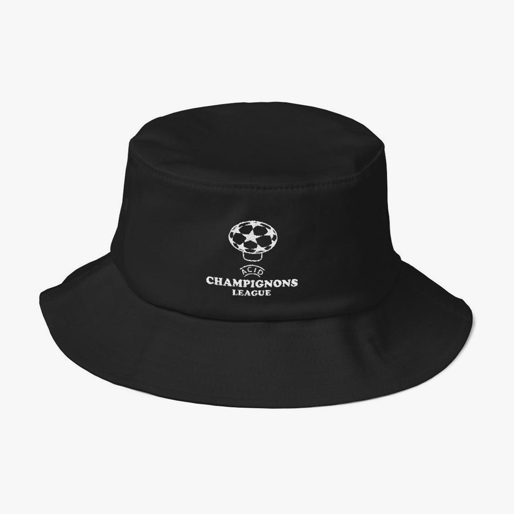 Champignons League Bucket Hat