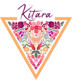 Kitara Logo Vaginal Steaming Yoni Steam V Steamer addressing infertility, increasing fertility, postpartum care and healing, PCOS and endometriosis, painful periods, healthy menstrual cycles, releasing cysts fibroids, optimal 28 day cycle period