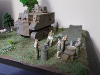 1/87TH SCALE  3D PRINTED WW II NEW ZEALAND BOB SEMPLE TANK