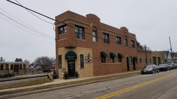 1-87TH HO SCALE 3D PRINTED KENOSHA BUILDING #12