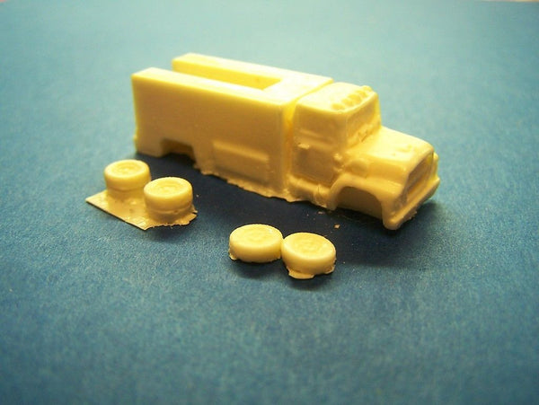 N SCALE FORD UTILITY TRUCK RESIN CASTING