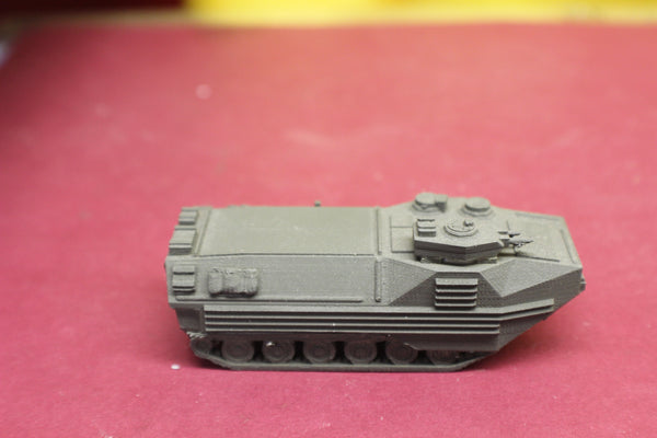 1-72ND SCALE 3D PRINTED IRAQ WAR U.S. MARINE CORPS AAV-P7/A1  ASSAULT AMPHIBIOUS VEHICLE