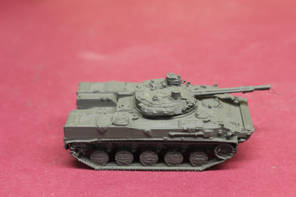1-72ND SCALE 3D PRINTED BMD-4 AMPHIBIOUS AIRBORNE INFANTRY FIGHTING VEHICLE IFV