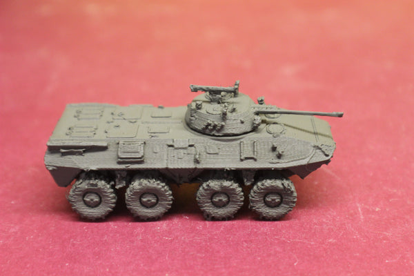 1-87TH SCALE 3D PRINTED SOVIET BTR-90 8×8 WHEELED ARMORED PERSONNEL CARRIER