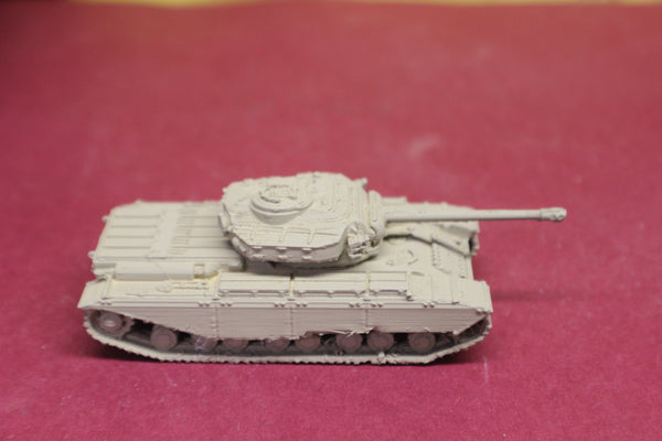 1-72ND SCALE 3D PRINTED POST WAR BRITISH A 41 CENTURION MAIN BATTLE TANK