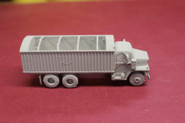 1-160TH N SCALE 3D PRINTED 1973 DODGE D800 GRAIN TRUCK OPEN