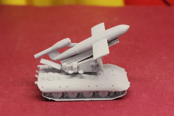 1-87TH SCALE 3D PRINTED WW II GERMAN E-100 WITH V1 FLYING BOMB