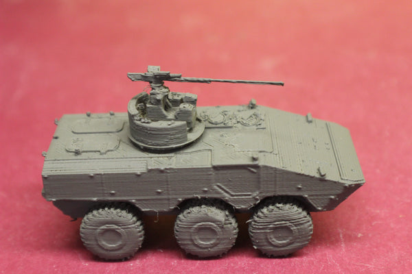 1-87TH SCALE 3D PRINTED BRAZIL VBTP-MR GUARANI 6X6 ARMORED PERSONNEL CARRIER