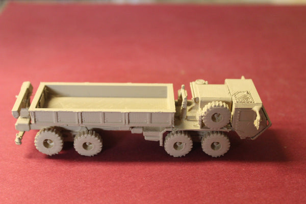 1/72ND SCALE 3D PRINTED U S ARMY M985A2 CARGO TRANSPORTER HEAVY EXPANDED MOBILITY TACTICAL TRUCK (HEMTT
