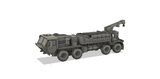 1-72ND SCALE 3D PRINTED IRAQ WAR U.S. ARMY M984 HEMTT WRECKER CRANE EXTENDED