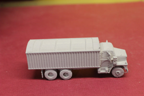 1-160TH N SCALE 3D PRINTED 1973 DODGE D800 GRAIN TRUCK CLOSED