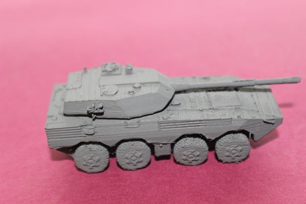 1-87TH SCALE 3D PRINTED CHINESE TYPE 08 8 WHEELED AMPHIBIOUS IFV