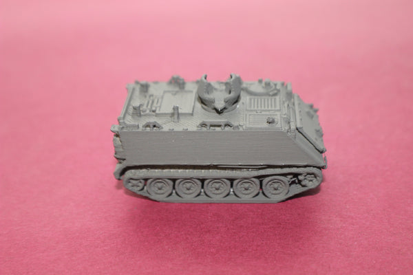 1-72ND SCALE 3D PRINTED VIETNAM WAR M113A ACAV APC