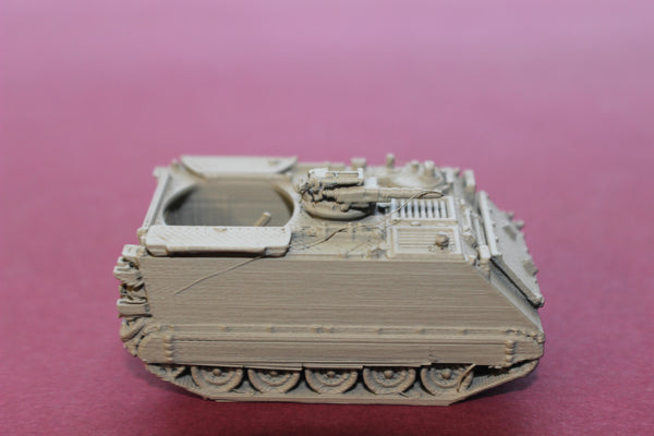 1-87TH SCALE 3D PRINTED VIETNAM WAR U.S. ARMY M106 MORTAR CARRIER