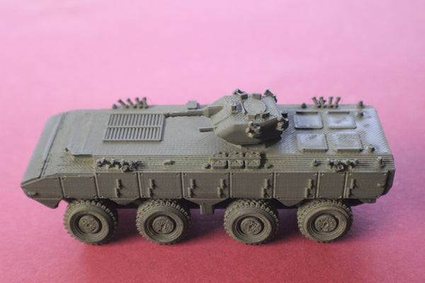 1-87TH SCALE 3D PRINTED MALAYSIAN DEFTECH AV8 AMPHIBIOUS IFV