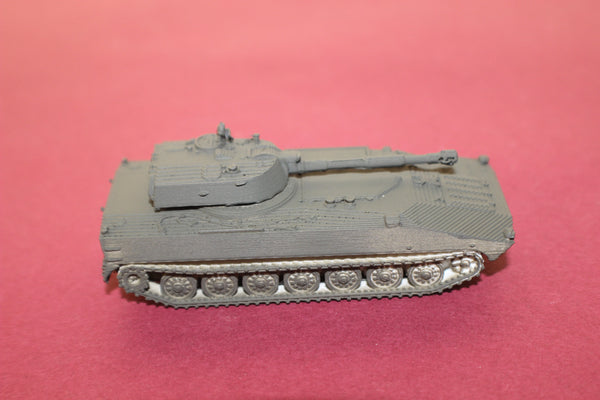 1-87TH SCALE 3D PRINTED IRAQ WAR SOVIET 2S1 GVOZDIKA 122 MM 2A18 SELF PROPELLED HOWIZTER