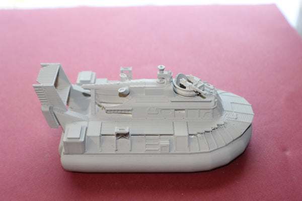 1-87TH SCALE  3D PRINTED VIETNAM WAR U S NAVY PATROL AIR CUSHION VEHICLE(PACV)