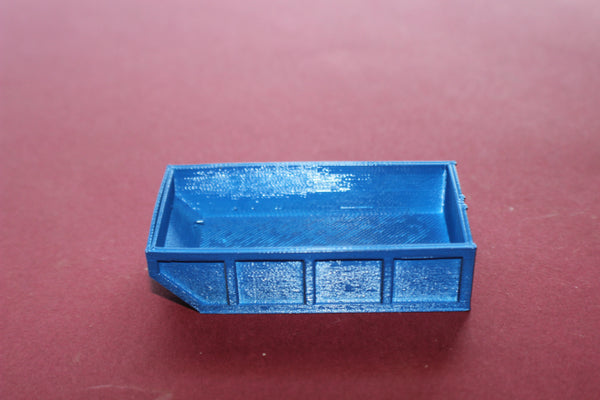 1-87TH HO SCALE 3D PRINTED LARGE DUMPSTER