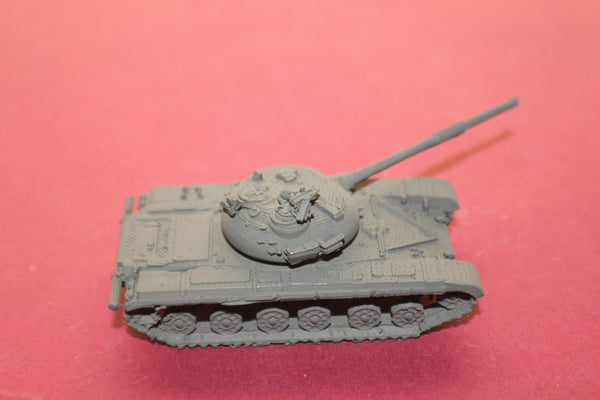 1-72ND SCALE 3D PRINTED SOVIET T-64 MAIN BATTLE TANK