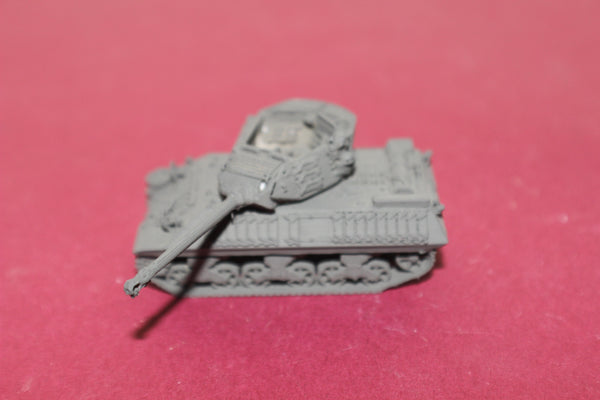 1-87TH SCALE 3D PRINTED WW II U.S. ARMY M-10 TANK DESTROYER WITH STOWAGE