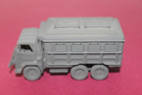 1-87TH SCALE 3D PRINTED POLISH  STAR 660 4.5 TON TRUCK-WORKSHOP