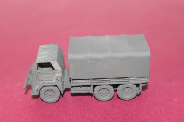 1-72ND SCALE 3D PRINTED POLISH  STAR 660 4.5 TON COVERED RUCK