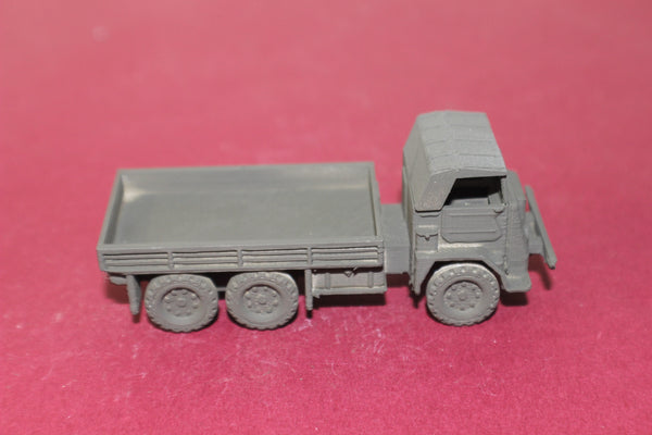 1-87TH SCALE 3D PRINTED POLISH  STAR 660 4.5 TON FLAT BED RUCK