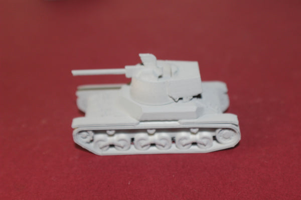 1-87TH SCALE 3D PRINTED WW II JAPANESE TYPE 98 TA-SE 20MM SPAAG