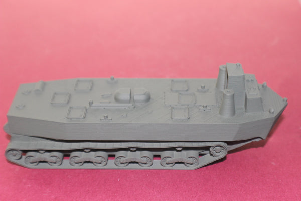 1-87TH SCALE 3D PRINTED WW II JAPANESE TYPE 4 KA-TSU AMPHIBIOUS LANDING CRAFT