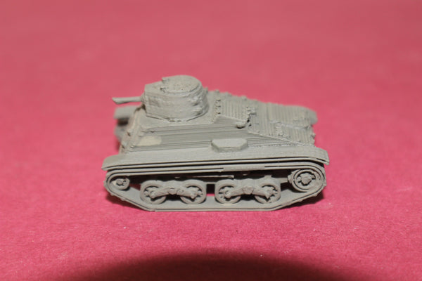 1-72ND SCALE 3D PRINTED WW II  JAPANESE TYPE  94 TANKETTE EARLY