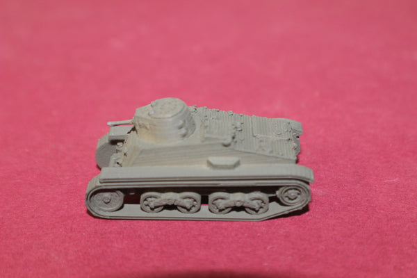 1-72ND SCALE 3D PRINTED WW II  JAPANESE TYPE  94 TANKETTE MID