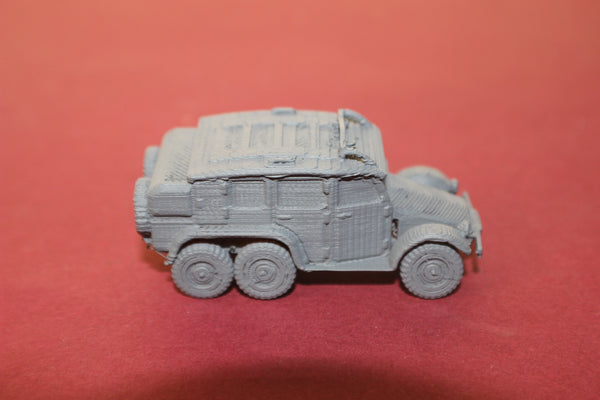 1-87TH SCALE 3D PRINTED WW II GERMAN PORTZE KFZ 19
