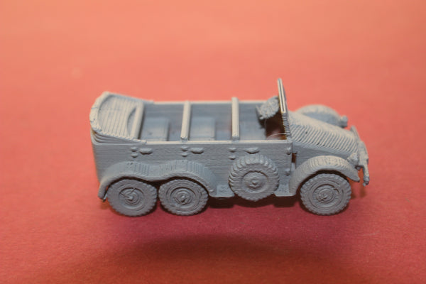 1-72ND SCALE 3D PRINTED WW II GERMAN PORTZE KFZ 21