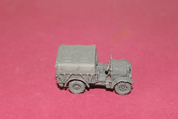 1-87TH SCALE 3D PRINTED WW II BRITISH MORRIS CS8 VEHICLE DOOR OPEN